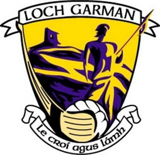 GAA Wexford Crest designed by Kevin Roche