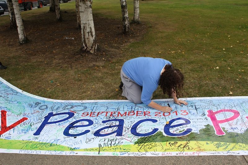 Peace Banner 06